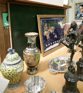 Beautiful antiques and collectables